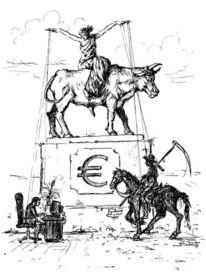 Eurokriese, Zentral, Coins, Europäisch