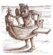 Schiffbruechiger, Alter, Alter mann, Imponieren