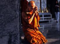 Thailand, Mönch, Fotografie, Reiseimpressionen