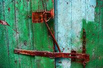 Tor, Tür, Rost, Riegel