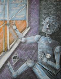 Berlin, Liebe, Roboter, Freiheit