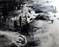 Musik, Jazz, Malerei, Arbeit