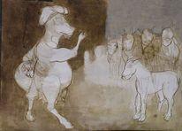 2011, Grimm, Tiere, Wolf