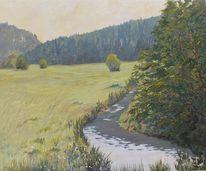 Natur, Landschaft, Bayer, Feld
