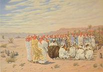 Orientalismus, Arabisch, Marokko, Tanz