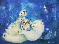 Polar, Eis, Eiszeit, Freundschaft