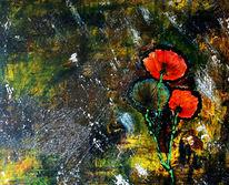Ölmalerei, Mischtechnik, Acrylmalerei, Malerei