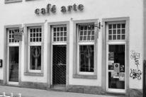 Altbau, Ausstellung, Cafe, Architektur