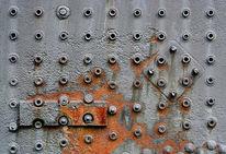 Eisen, Metall, Rost, Fladungen