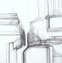 Schnell, Architektur, Geometrie, Linie