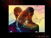 Surreal, Digitale kunst, Entscheidung