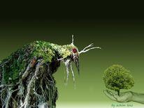 Wald, Digitale kunst