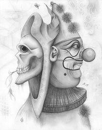 Freude, Leid, Surreal, Tod