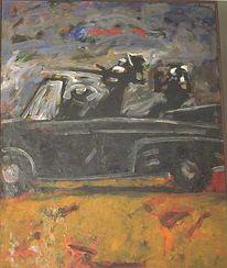 Malerei, Gemälde, Entartete kunst, 1956