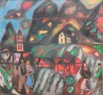 Düsseldorf, Holocaust, 1952, Impressionismus