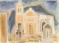 Kirche, Italien, Entartete kunst, Malerei