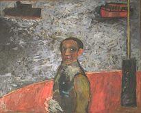 Expressionismus, Frankreich, Gemälde, Port ventre