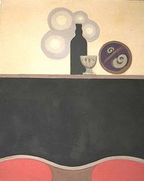 Gemälde, Flasche, Impressionismus, Holocaust