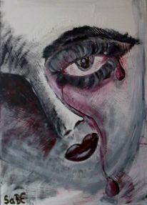 Der blick, Tränen, Maske, Oberisen