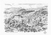 Schloss, Reizvoll, Stadt, Kapelle