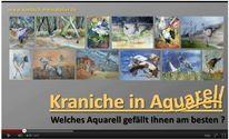 Kranich, Rügen, Ostsee, Fischland