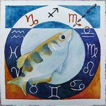 Bogenschütze, Schützenfisch, Tierkreiszeichen, Schütze