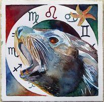 Seelöwe, Sternzeichen, Löwe, Tierkreiszeichen