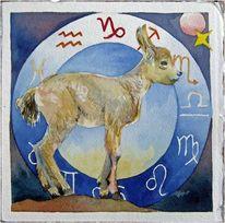 Schaf, Sternbilder, Ziegen, Hommage