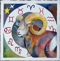 Astrologie, Tierkreiszeichen, Sternzeichen, Sternbild