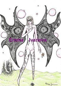 Flügel, Fantasie, Wettbewerb, Surreal