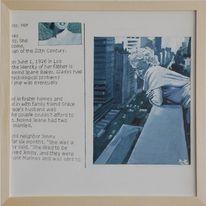 Monroe, Malerei, Figural,