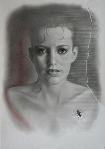 Malerei, Porträtmalerei, Geschenk, Zeichnung