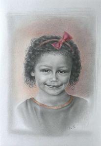 Portraitzeichnung, Porträtmalerei, Portrait, Geschenk