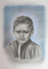 Portraitzeichnung, Porträtmalerei, Portrait, Portrauml