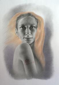 Portraitzeichnung, Porträtmalerei, Portrait, Malerei