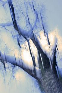 Lichtmalerei, Lightpainting, Verwischen, Wischeffekt
