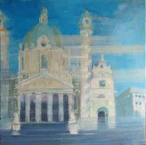 Malerei, Wien