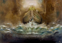 Wasser, Welle, Schiff, Meer