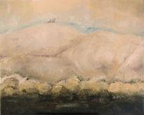 Frau, Akt, Surreal, Landschaft