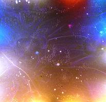 Universum, Natürlich, Kunstharz,