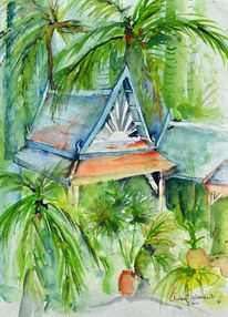 Malerei, Thailand