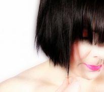 Besinnlich, Haare, Sinnlichkeit, Lippenstift