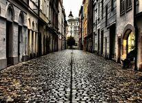 Obdachlosigkeit, Vergessen, Straße, Prag