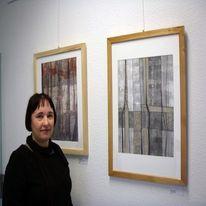 Auerbach, Kontrast, Spuren, Reise