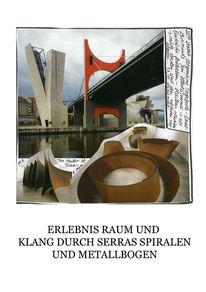 Collage, Haiku, Kunstbuch, Reise