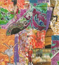 Fantasie, Verbindung, Art deco, Kultur