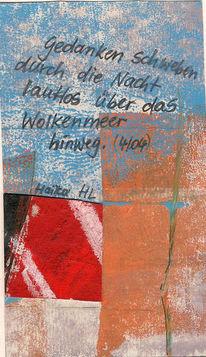 Malerei, Postkarten