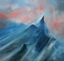 Blau, Berge, Rausch, Alpen