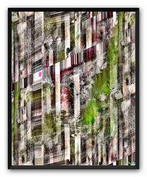 Digitale kunst, Abstrakt, Pink