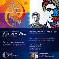Köln, März, Ausstellung, Pinnwand